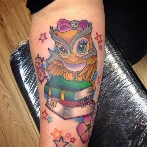 owl tattoo lower arm 40 cute owl tattoo design ideas 2018