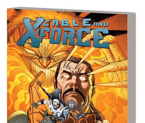 Cable And X Vol 4 Vendetta Marvel Graphic Novel Ebook cable and x vol 4 vendetta tpb trade paperback comic books comics marvel