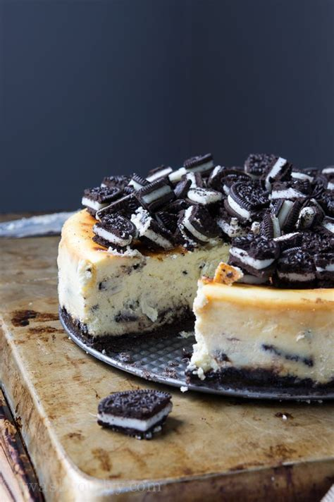Oreo Cheese Cake oreo cheesecake recipe