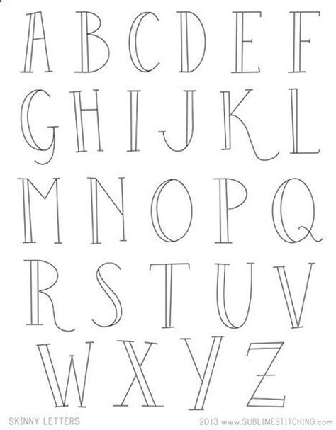 alphabet ravie font by linleys designs sewing pattern 531 best images about nummers letters on pinterest