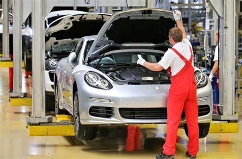 Porsche Leipzig Stellen by Autobauer Gut In Fahrt Porsche Stockt Belegschaft Auf
