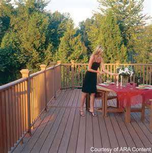 Cedar Handrails Wood Decks Prices On Wood Decks