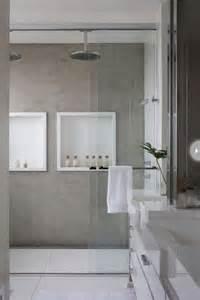 curbless shower bathrooms
