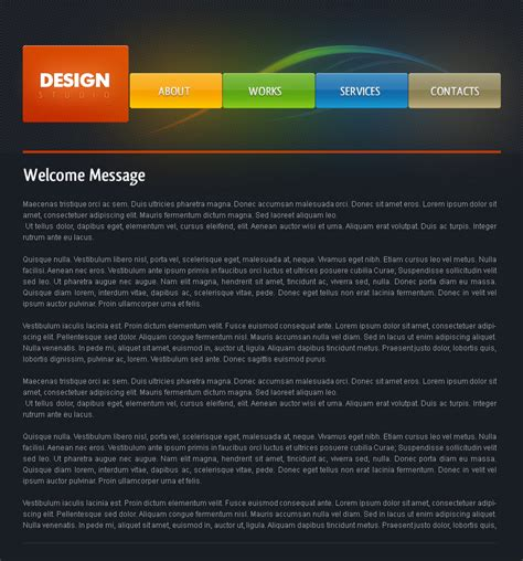 layout design for webpage loverdesign s blog fanatico del dise 241 o