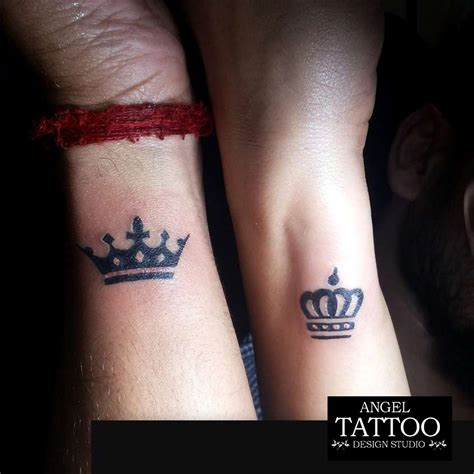 small crown tattoos for girls small designs best small design ideas for