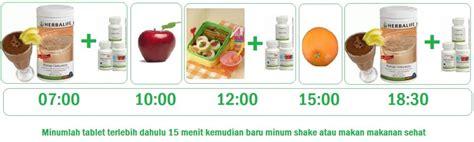 pemakaian produk herbalife herbalife makanan