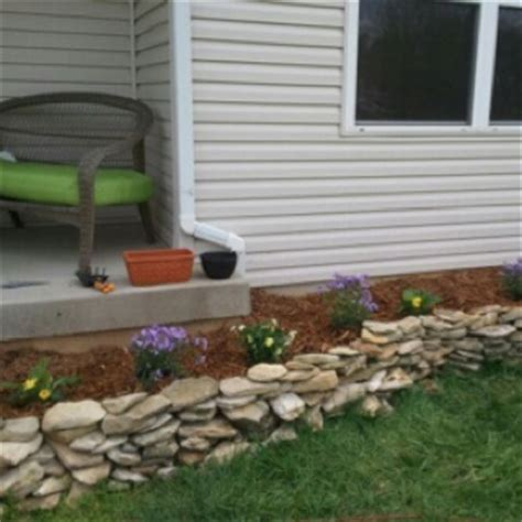 flower beds with rocks 50 best images about flower beds on pinterest cedar shingles rock flower beds and