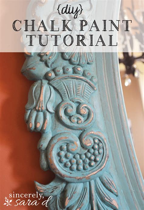 chalkboard paint tutorial tutorial for distressing aging furniture and mirrors