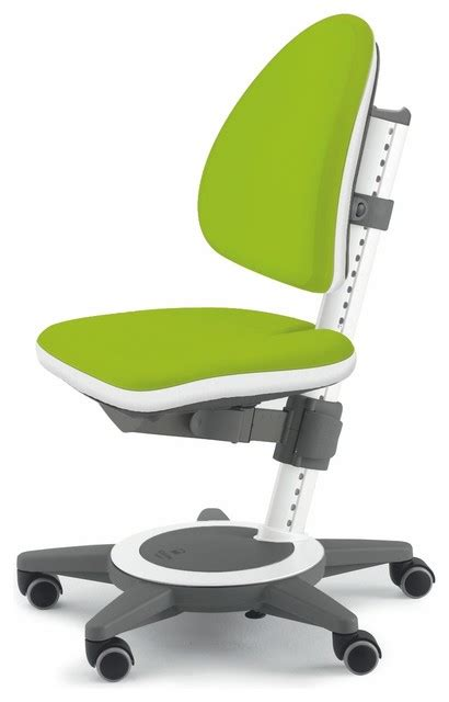chion maximo desk chair lime green contemporary