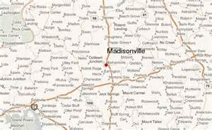 madisonville map madisonville kentucky location guide