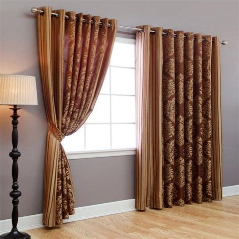 Window Curtains And Drapes 84 Inch Long Wide Width Grommet