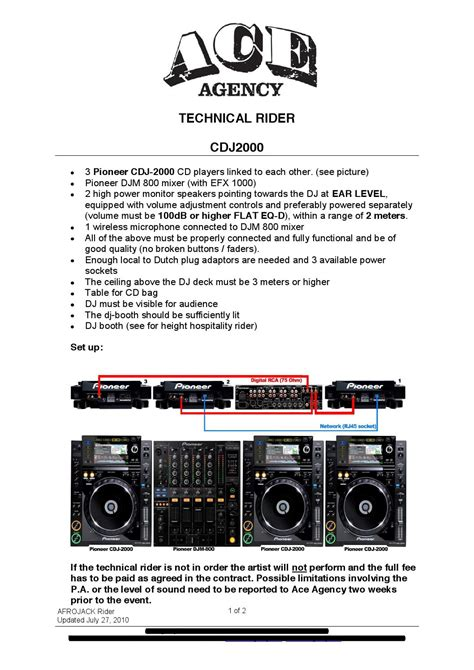 dj service contract template 28 educational specialist