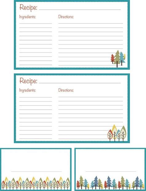 printable recipes from today show 479 best scrapbook free printable recipe cards images on
