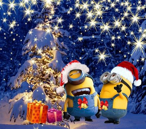 wallpaper christmas minion 17 best images about minions on pinterest minions love