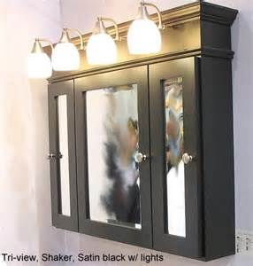 medicine cabinet with lights and mirror medicine cabinet ideas for the home