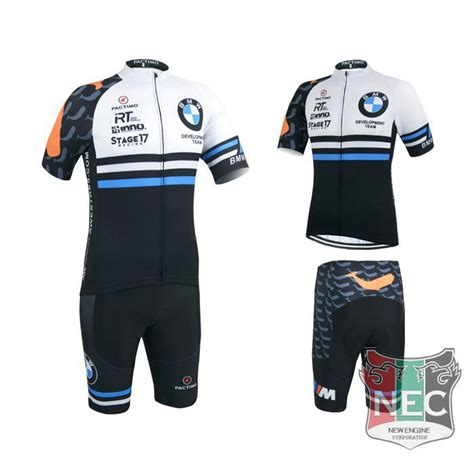 2015 s sleeve cycling kit 2015 for bmw team
