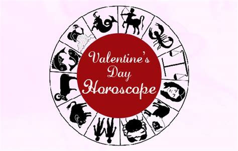 valentines day horoscope valentine s day heartoscopes wildcat word