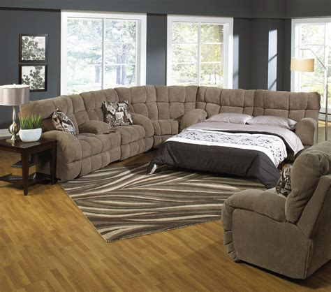 sectional with sleeper sectional sofa with sleeper bed brown sleeper sofa