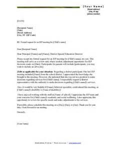 Iep Request Letter Sle Autism Momma Iep Request Letter