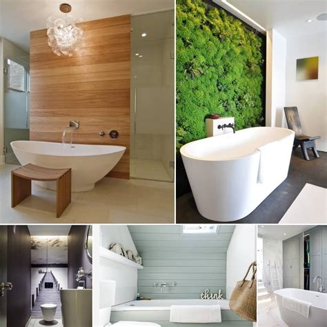 Interesting Bathroom Ideas by Creative And Interesting Bathroom Wall Designs