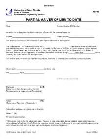 partial lien waiver template haw to fill e waiver of lien to date fill