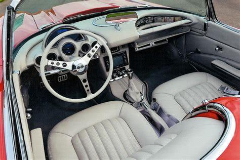 how to fix cars 1962 chevrolet corvette interior lighting 1962 chevrolet corvette custom convertible 161204