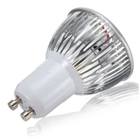 Lu Led Warm White buy 5x gu10 9w warm white 3led spot light bulbs ac85 265v