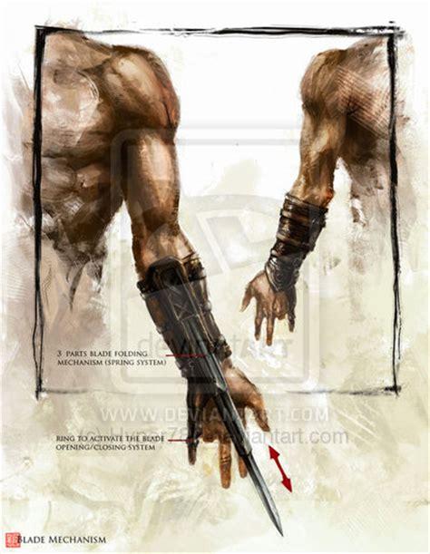 Assasin Creed Blade Ezio blade 5e equipment d d wiki