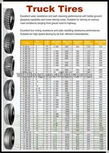 Truck Rims Size Chart 750x20 Single Truck Tire On Sale Buy Single