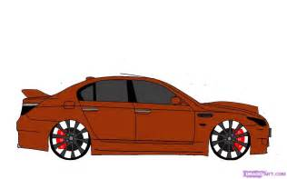 how to draw a bmw step by step cars draw cars