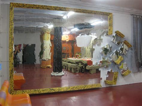 cornici per puzzle clementoni puzzle in poistirolo a specchio