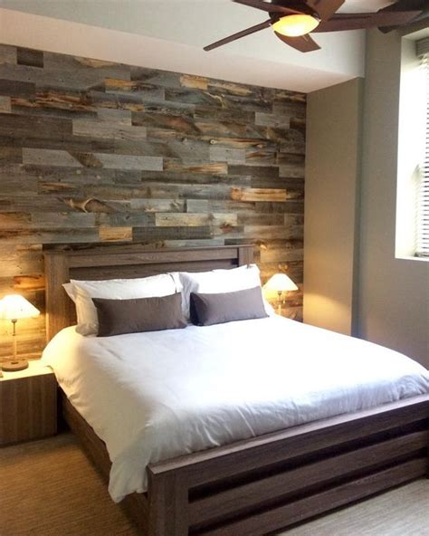 accent walls in bedroom 30 wood accent walls to make every space cozier digsdigs