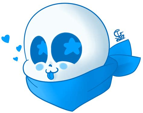 blueberry sans chibi by sassyslinky on deviantart