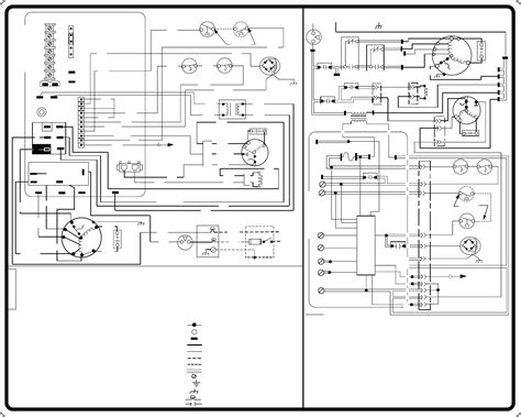 american standard furnace wiring diagram wiring diagrams
