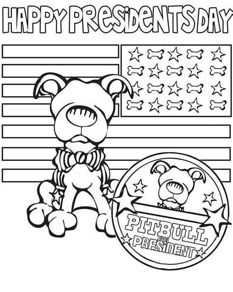 presidents day coloring pages preschool free printable president s day coloring pages