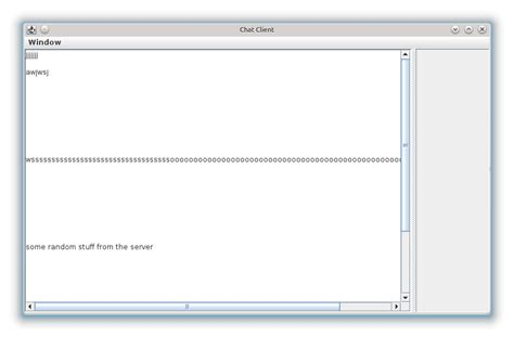 layout jscrollpane java hide left right component of a jsplitpane or