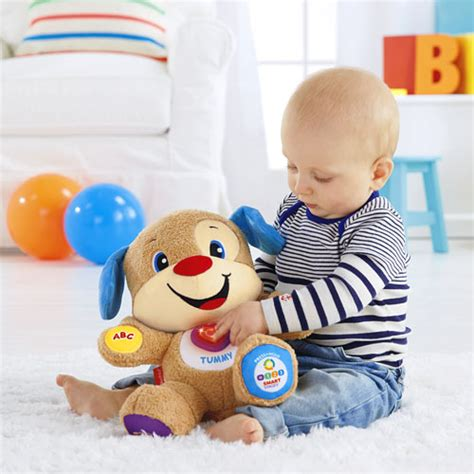fisher price laugh learn smart stages puppy laugh learn 174 smart stages puppy