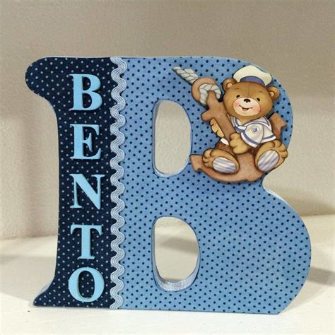 letras decoradas a letras decoradas em mdf cristina artesanato elo7
