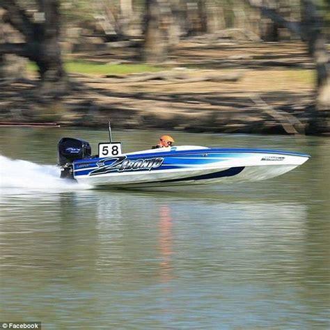 boat driving water skiing victoria man david morabito killed in water skiing race