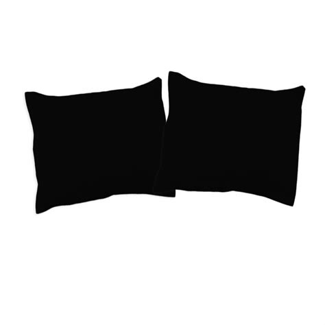 black bed pillows black pillows for bed black pillow cases 100 cotton