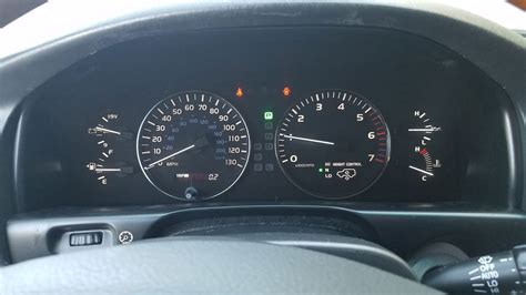 remove speedometer cluster  lexus lx