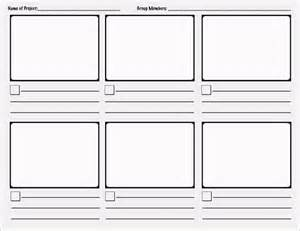 comic storyboard template 8 free word excel pdf ppt