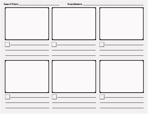 7 Comic Storyboard Templates Doc Excel Pdf Ppt Free Premium Templates Storyboard Template Pdf