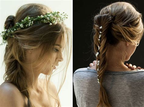 katniss hairstyle hunger games wedding ideas bridalguide