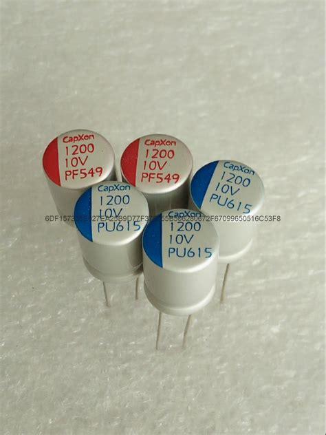 rubycon solid capacitor rubycon solid capacitor 28 images new 5 pcs xfujits 16v 330uf 16v aluminum card solid