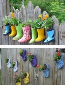 decorar el jardin con cosas recicladas 30 ideas para decorar el jard 237 n con cosas recicladas