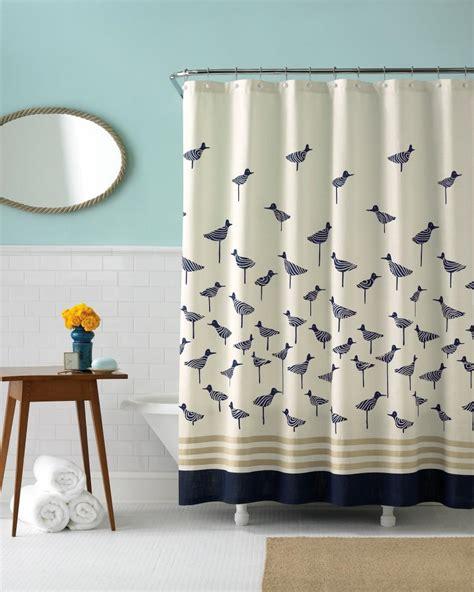 sandpiper shower curtain curtain photo shower