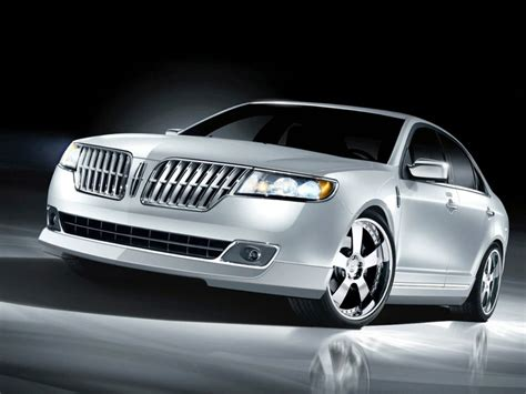 how can i learn about cars 2009 lincoln mkz free book repair manuals three customized lincoln cars at the 2009 sema show autoevolution