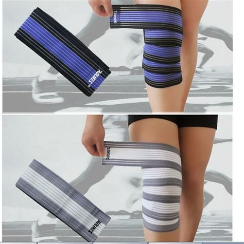 Promo Brace Arm 220 2pcs Terlaris 2pcs lot sports bandages support knee wrist arm protector elastic leg guard weight