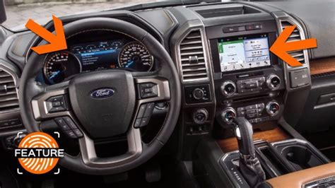 ford sync navigation not working 2018 ford f150 sync 3 infotainment system instrument
